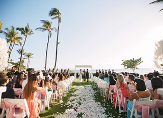 Elegant Wedding in Paradise at the Fairmont Kea Lani, Maui