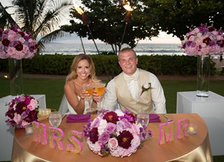 A Dream Wedding Comes True at the Fairmont Kea Lani, Maui