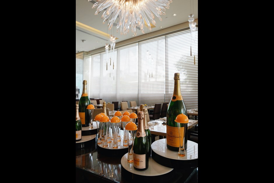 Luxe Sunday Brunch at Spectrum Restaurant