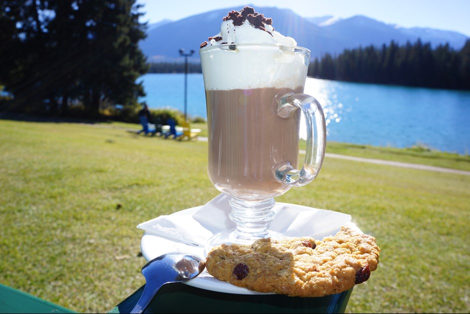 Crispy Crunch Hot Chocolate