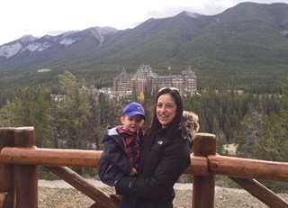Our stay in Banff