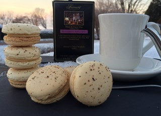 Apple spice Montebello Macarons