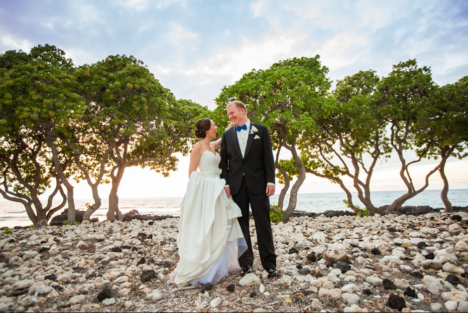 Brian and Kate's Wedding at the Fairmont Orchid