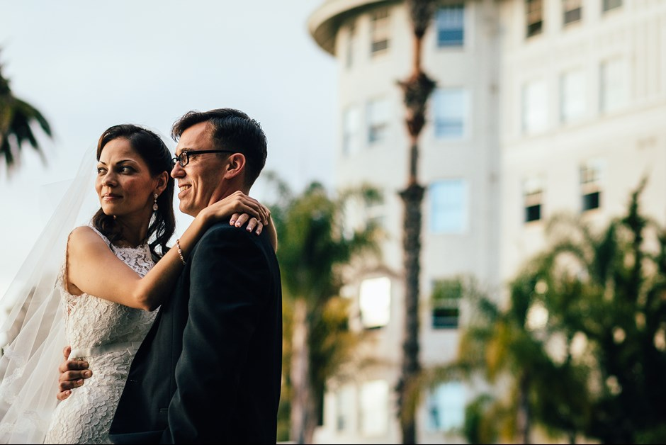 Lisa and Matthew's Wedding at Claremont Club & Spa, A Fairmont Hotel
