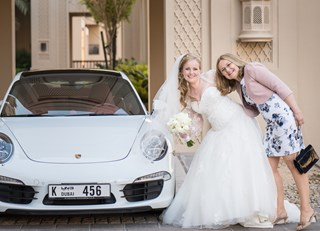 Angela and Karim's Beautiful Dubai Wedding
