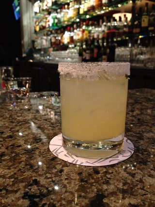 Pisco Pineapple Margarita