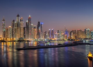 Visiting Dubai for a week? Here's how to spend your time.....