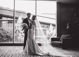 Pegah & Kyle's Gorgeous Fairmont Pacific Rim Wedding