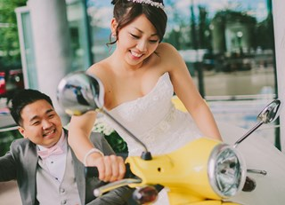 A Fairmont Pacific Rim Wedding