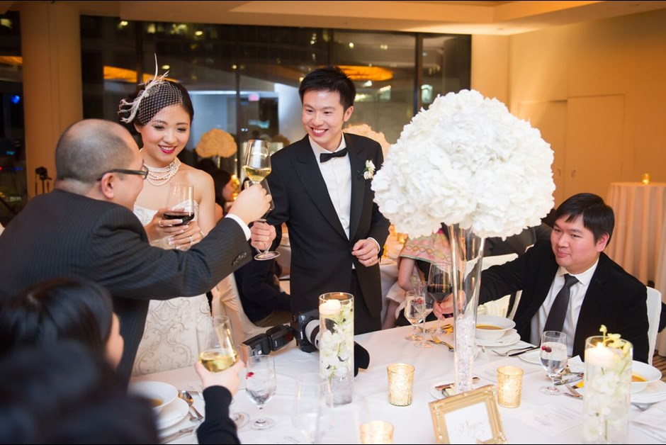 A Whirlwind Wedding at Fairmont Pacific Rim