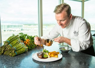New Executive Chef Brings Passion for Local to Fairmont Vancouver Airport