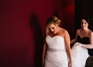 Carly & Romi's Winnipeg Wedding