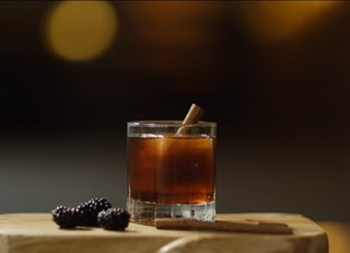Bite Me: Chai Old Fashioned Cocktail