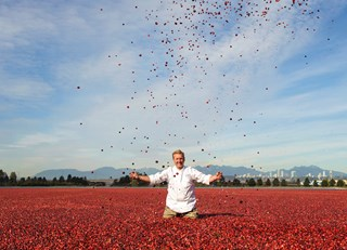 Chef Colin's Inspiring Cranberry Creations - Perfect for the Holiday Season