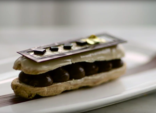 Bite Me: Chocolate Eclair