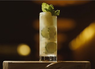 Bite Me: Japanese Mule Cocktail