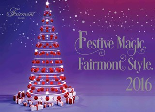 Festive Magic at Fairmont Dubai