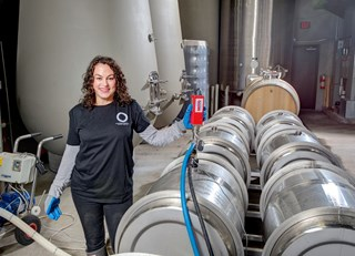 Wine Director Jill Spoor: Okanagan Crush Pad Harvest Internship
