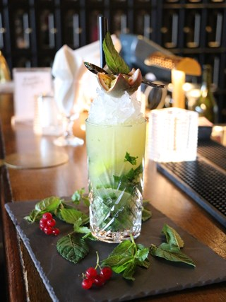 Funky Claude's Cocktail