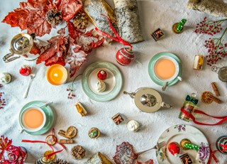 The Scents of Christmas Penhaligon's Afternoon Tea
