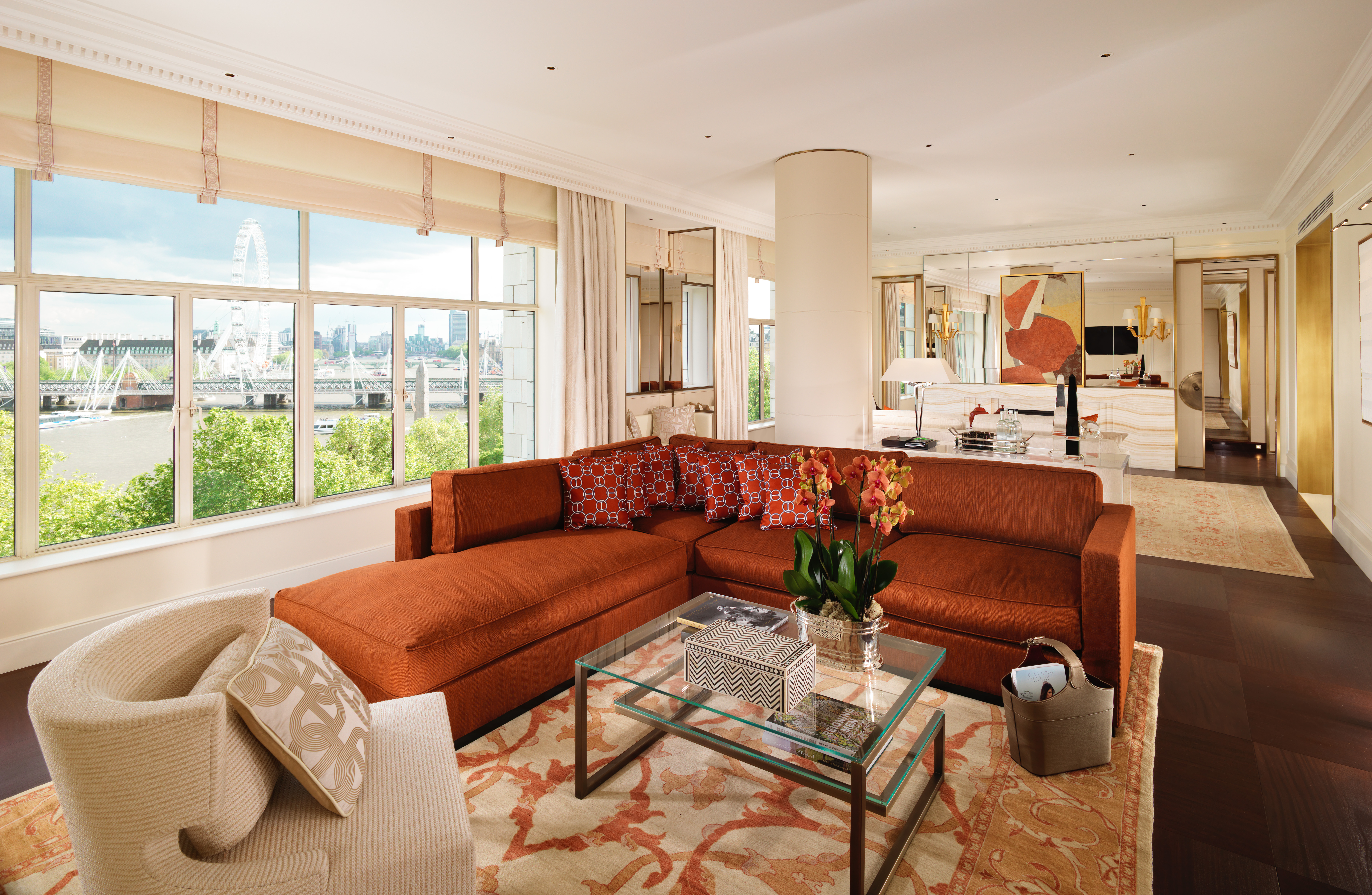 Fancy a honeymoon with the best views of London?: Fairmont Moments