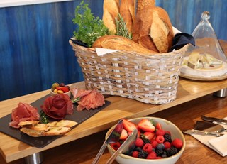 Fountain Restaurant Brings the Gourmet Picnic Experience Indoors for #SanJoseEats