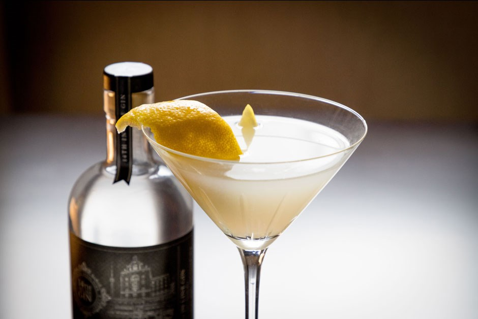 Let It Reign Gin Cocktail