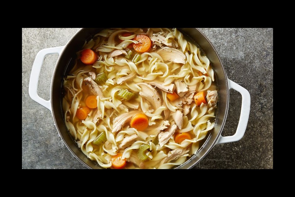 Mama Cain's Chicken Noodle Soup