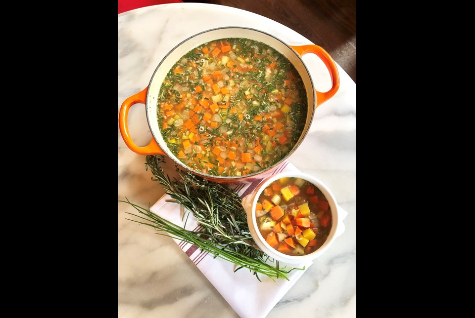 Grandmother's Chicken Soup