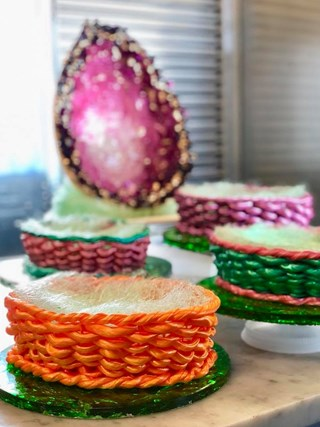 Easter Sugar Art