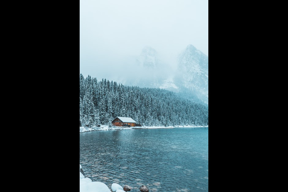 Luxury Living at Chateau Lake Louise